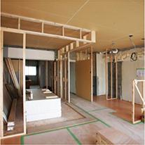 住宅電気工事の例